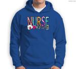 NURSE'S DAY NURSE WEEK Nurse Life 2021 Women mother Sweatshirt & Hoodie