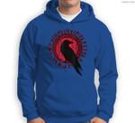 Odin Ravens Huginn & Muninn VEGVISIR Vikings Myth Sweatshirt & Hoodie