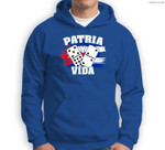 Patria Y Vida Cuba Cuban Freedom Movement Himno Cubano Sweatshirt & Hoodie