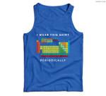 Periodic Table - Chemistry Pun Men Tank Top