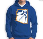 PHOENIX Basketball Valley Sweatshirt & Hoodie