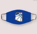 PHOENIX Basketball Valley Cloth Face Mask