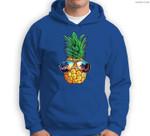 Pineapple Sunglasses Aloha Beaches Hawaiian Hawaii Sweatshirt & Hoodie