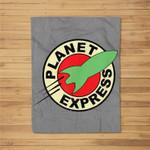 Planet Express - Vintage Fleece Blanket