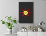Praise the sun Premium Wall Art Canvas Decor
