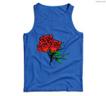 Red Roses for Men, Women, and Youth Men Tank Top