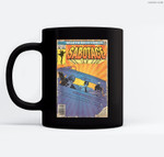 Sabotage Comic Ceramic Coffee Black Mugs
