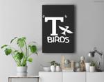 Tbird Premium Wall Art Canvas Decor