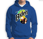 The Quicker Sniffer Upper - Anti Biden - Pro Trump Funny Sweatshirt & Hoodie
