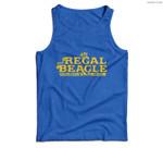 The Regal Beagle Funny Beagle Men Tank Top