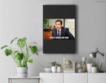 The Office Michael Meme That's What She Said Premium Wall Art Canvas Decor