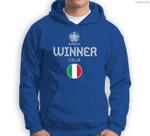 UEFA EURO 202X Winner Italy Sweatshirt & Hoodie