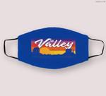 Vintage The Valley Phoenix AZ Cloth Face Mask