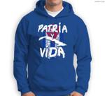 Womens Patria Y Vida Cuba Cuban Freedom Movement Se Acabo Sweatshirt & Hoodie