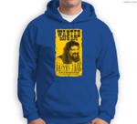 WWE Cactus Jack Wanted Graphic Sweatshirt & Hoodie