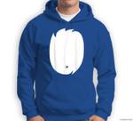 Fox Costume Cute Fox Belly DIY Halloween Sweatshirt & Hoodie