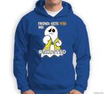 Friend Gets VTO Me Ghosted Swagazon Halloween #Ghosted Sweatshirt & Hoodie