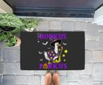 Fun Halloween Witches Duck Cute Honkus Ponkus Vintage Gifts Doorrmat