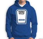 Funny Buffalo Sauce Halloween Costume Sweatshirt & Hoodie