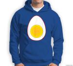 Funny Deviled Egg Halloween Last Minute Costume Sweatshirt & Hoodie