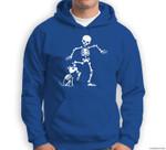 Funny Dog like bones, bone skeleton Halloween skull Sweatshirt & Hoodie
