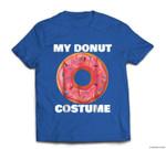 Funny Donut Halloween Costume Sprinkle T-shirt