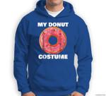 Funny Donut Halloween Costume Sprinkle Sweatshirt & Hoodie