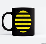Funny Kids Adult Honey Bumblebee Bee Halloween Costume Ceramic Coffee Black Mugs