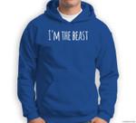 Funny Matching Halloween Beauty And Beast Sweatshirt & Hoodie