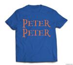 Funny Peter Peter Pumpkin Eater Costume Matching Halloween T-shirt
