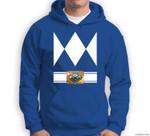 Funny Super Hero Ranger Costume Halloween Sweatshirt & Hoodie
