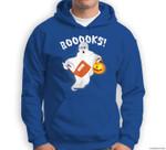 Ghost Reading Books - Funny Halloween Book Lover Sweatshirt & Hoodie