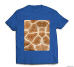 Giraffe Spots Animal Print Halloween Costume T-shirt