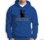 Halloween . Hocus pocus . Cat ghost Sweatshirt & Hoodie