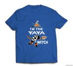 Grandma - I'm the YaYa witch - Halloween T-shirt