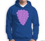 Grapes Halloween Costume - Fruit Group Sweatshirt & Hoodie