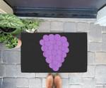 Grapes Halloween Costume - Fruit Group Doorrmat
