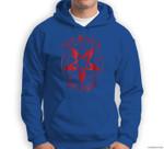 Hail Seitan Go Vegan Halloween Sweatshirt & Hoodie