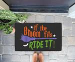 Halloween - Broom Fits Doorrmat