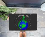 Area-51 Alien This Planet Sucks Easy Lazy Fun Halloween Gift Doorrmat