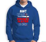 Aunt By Day Zombie Slayer By Night Halloween costume Sweatshirt & Hoodie