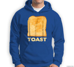 Avocado Toast Costume Matching Halloween Costumes Sweatshirt & Hoodie