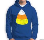 Halloween Candy Corn Vintage Illustration - Candy Corn Sweatshirt & Hoodie