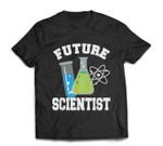 Future Scientist STEM Science Love Costume T-shirt
