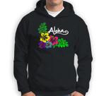 Aloha Hawaii Hawaiian Tropical Beach Luau Sweatshirt & Hoodie