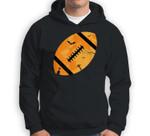 American Football Halloween Costume Gift Moon Bats Sweatshirt & Hoodie