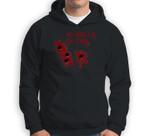 No Really, I'm Fine Bloody Holes Sweatshirt & Hoodie