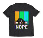 Nope Bernese Mountain Dog T-shirt