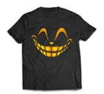 Evil Jackolantern Pumpkin Funny Halloween Jack Lantern T-shirt