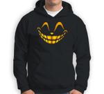Evil Jackolantern Pumpkin Funny Halloween Jack Lantern Sweatshirt & Hoodie